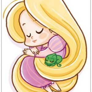 raiponce-princesse-card-chibi